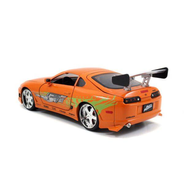 1:24 Jada Hollywood Rides - Fast & Furious - 1995 Toyota Supra