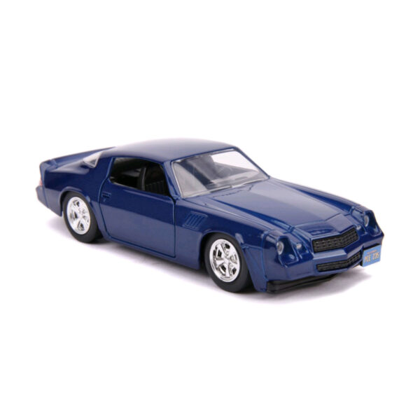1:32 Jada Hollywood Rides - Stranger Things - 1979 Chevy Camero Z28
