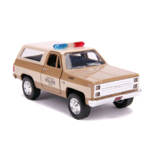 1:32 Jada Hollywood Rides - Stranger Things - 1980 Chevy K5 Blazer