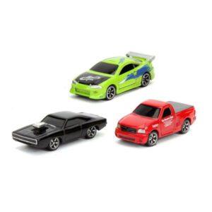Nano Hollywood Rides - Fast & Furious - NV-1 Pack