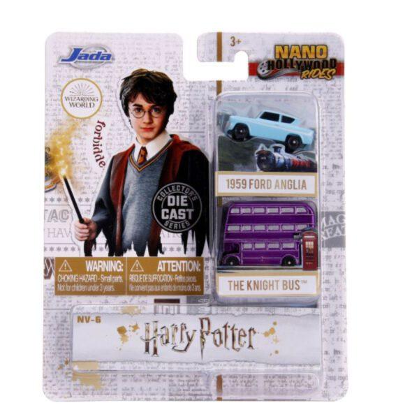 Nano Hollywood Rides - Harry Potter 2-pack