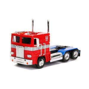 1:24 Jada Hollywood Rides - Transformers - Optimus Prime G1