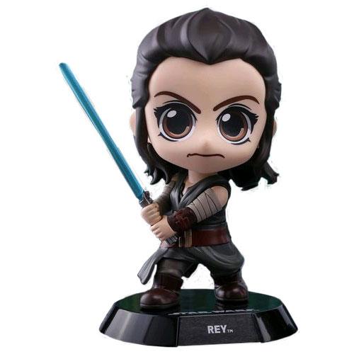 Star Wars Episode VIII: The Last Jedi - Rey Cosbaby Hot Toys Figure
