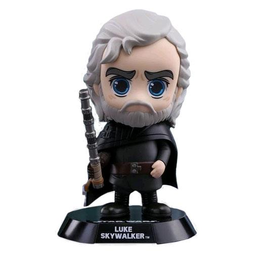 Star Wars Episode VIII: The Last Jedi - Luke Skywalker Cosbaby Hot Toys Figure