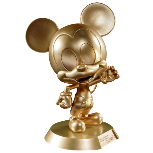 Disney - Golden Mickey Mouse 90th Anniversary Cosbaby Hot Toys Figure