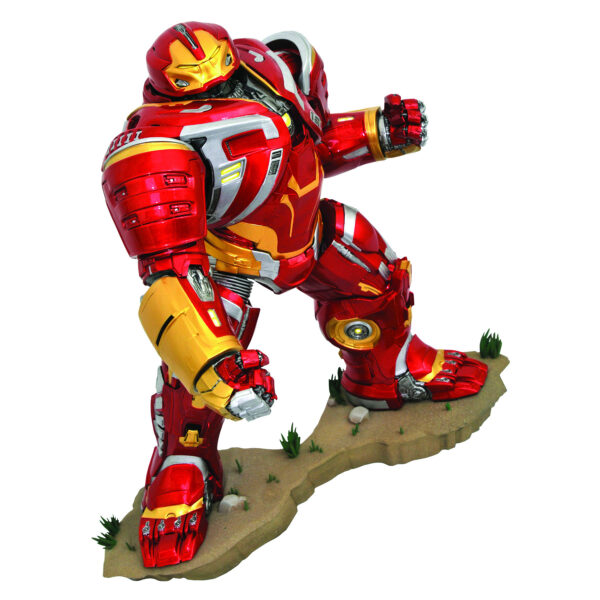 "Avengers 3: Infinity War - Hulkbuster Marvel Gallery 25cm(10"") PVC Diorama Statue"