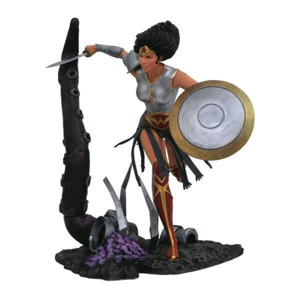 "Dark Nights: Metal - Wonder Woman DC Gallery 22cm(9"") PVC Diorama Statue"