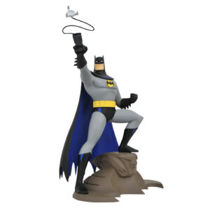 "Batman: The Animated Series - Batman Gallery 25cm(10"") PVC Diorama Statue"