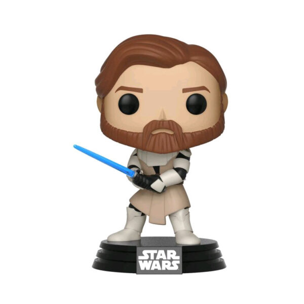 Star Wars: Clone Wars - Obi Wan Kenobi Pop! Vinyl Figure