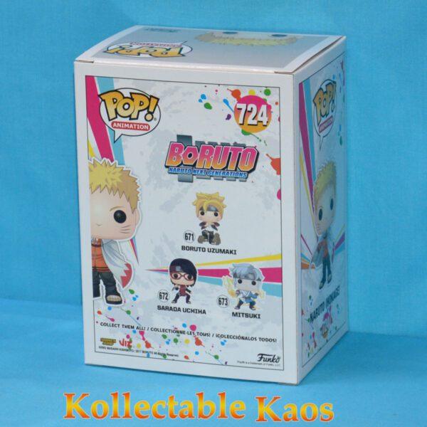 Boruto - Naruto Hokage Pop! Vinyl Figure