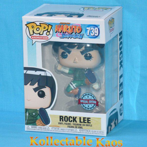 Naruto: Shippuden - Rock Lee Pop! Vinyl Figure
