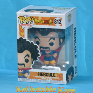 Dragon Ball Super - Hercule Pop! Vinyl Figure