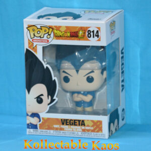 Dragon Ball Super - Vegeta Pop! Vinyl Figure
