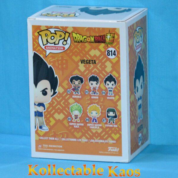 Dragon Ball Super - Vegeta Pop! Vinyl Figure