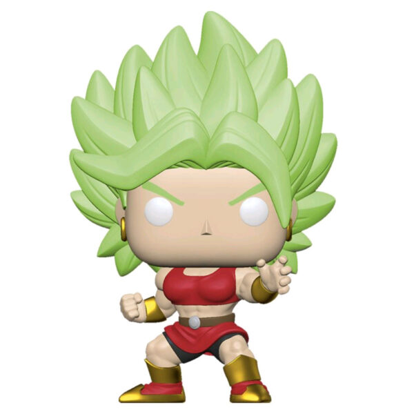 Dragon Ball Super - Super Saiyan Kale Pop! Vinyl Figure
