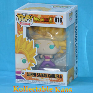 Dragon Ball Super - Super Saiyan Caulifla Pop! Vinyl Figure