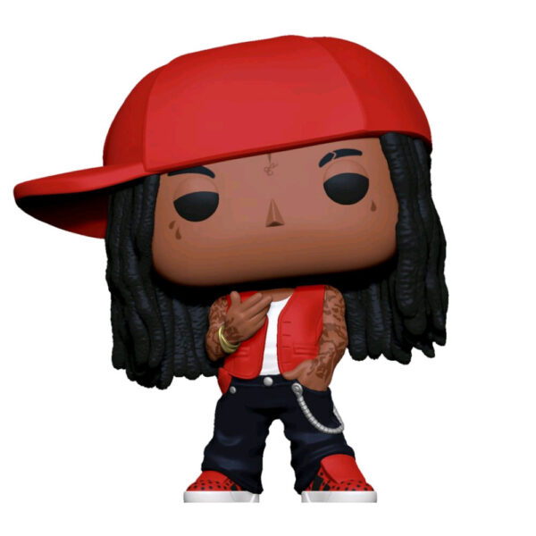 Lil Wayne - Lil Wayne Pop! Vinyl Figure