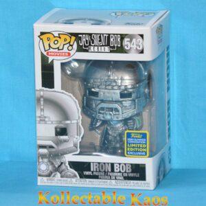 2020 SCE – Jay & Silent Bob - Iron Bob Pop! Vinyl Figure