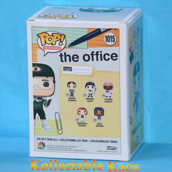 2020 SCE – The Office – Dwight Schrute as Recyclops Pop! Vinyl Figure