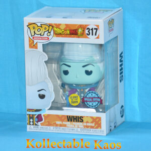 Dragon Ball Super - Whis Glow in the Dark Pop! Vinyl Figure