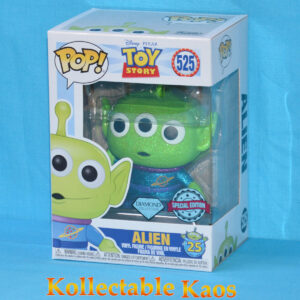 Toy Story 4 - Alien Diamond Glitter Pop! Vinyl Figure
