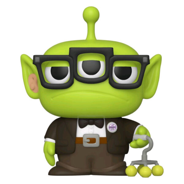 Pixar - Alien Remix Carl Fredricksen Pop! Vinyl Figure