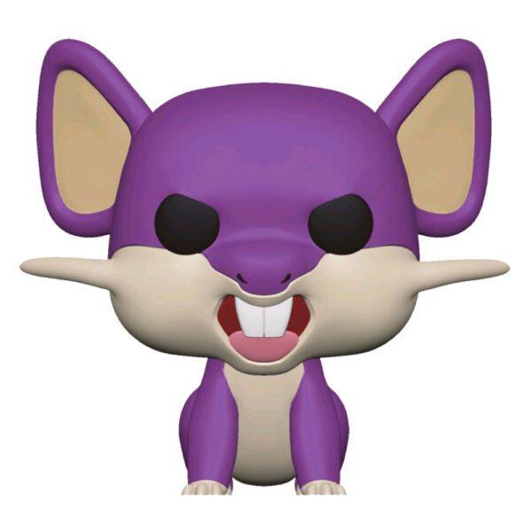 Pokemon - Rattata Pop! Vinyl Figure