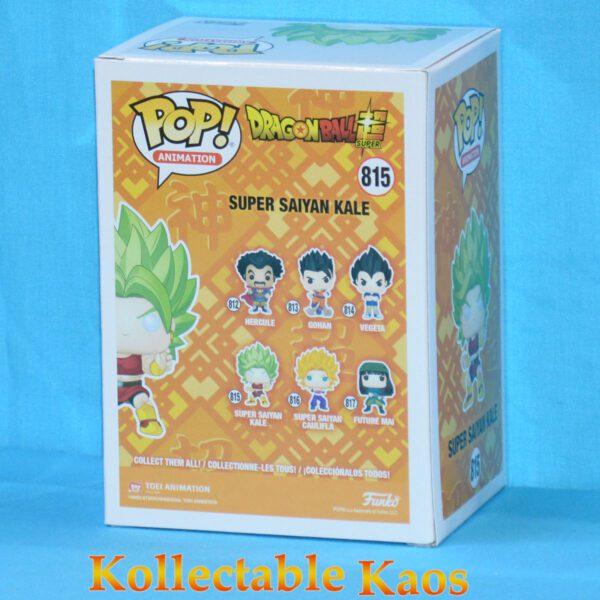Dragon Ball Super - Super Saiyan Kale Glow in the Dark Pop! Vinyl Figure