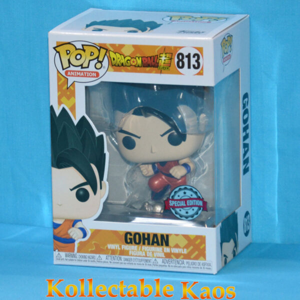 Dragon Ball Super - Gohan Metallic Pop! Vinyl Figure