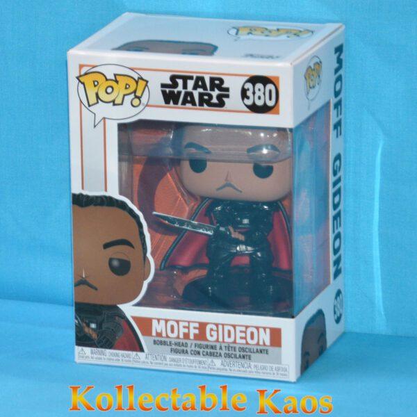 Star Wars: The Mandalorian - Moff Gideon Pop! Vinyl Figure