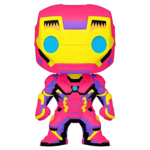Marvel: Blacklight - Iron Man Pop! Vinyl Figure