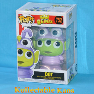 Pixar - Alien Remix Dot Pop! Vinyl Figure