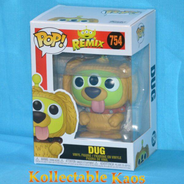 Pixar - Alien Remix Dug Pop! Vinyl Figure