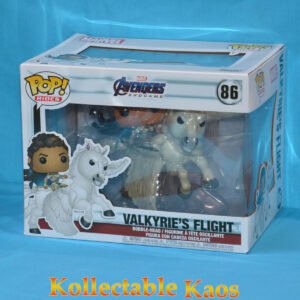 Avengers 4: Endgame - Valkyrie with Aragorn Pop! Rides Vinyl Figure #86