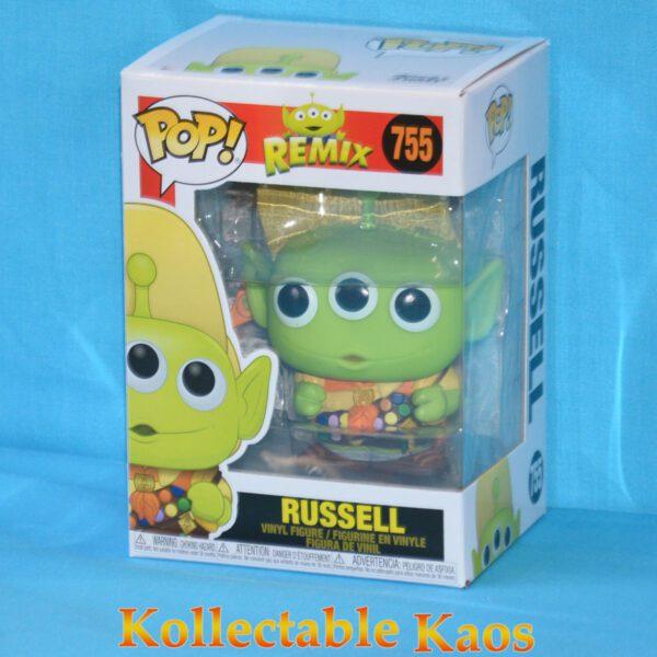 Pixar - Alien Remix Russell Pop! Vinyl Figure