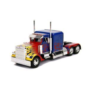 1:24 Jada Hollywood Rides - Transformers - Optimus Prime T1