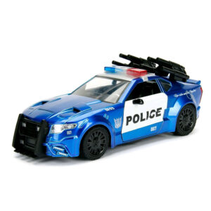 1:24 Jada Hollywood Rides - Transformers - Ford Mustang Barricade