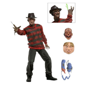 "A Nightmare on Elm Street - Freddy Krueger 30th Anniversary Ultimate 7"" Action Figure"