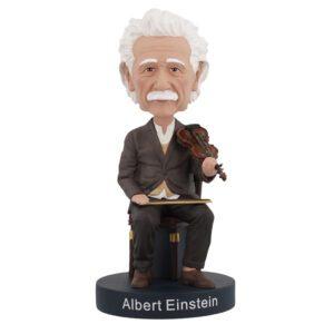 Bobblehead - Albert Einstein with Violin