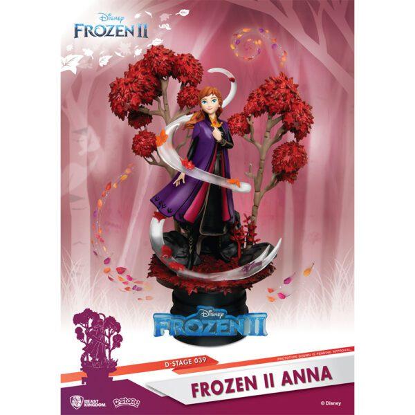 Diorama Stage - Frozen 2 Anna
