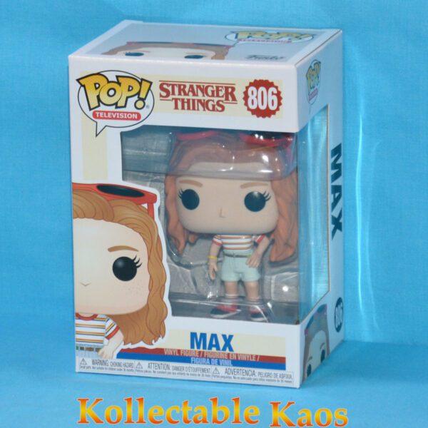 Stranger Things 3 - Max Pop! Vinyl Figure