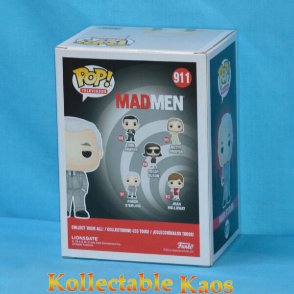 Mad Men - Roger Sterling Pop! Vinyl Figure