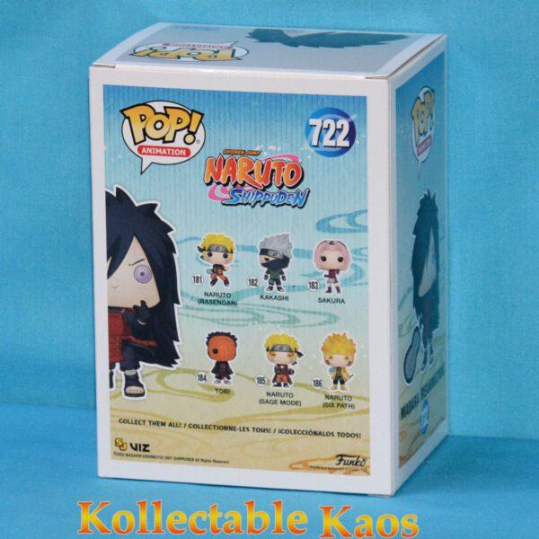 Naruto: Shippuden - Madara Reanimation Pop! Vinyl Figure