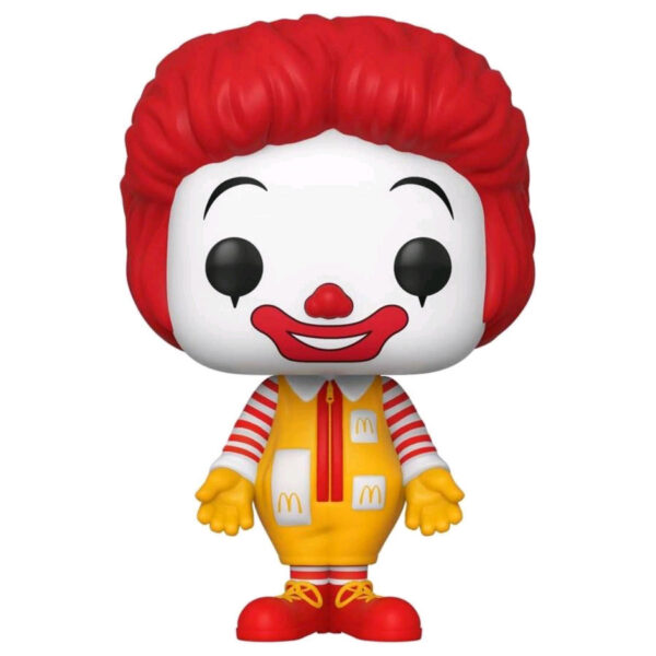 Ad Icon - McDonald's - Ronald McDonald Pop! Vinyl Figure