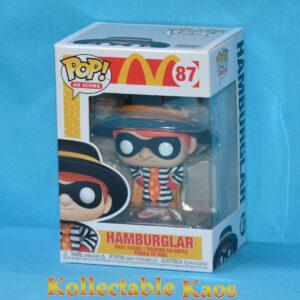 Ad Icons - McDonald's - Hamburglar Pop! Vinyl Figure