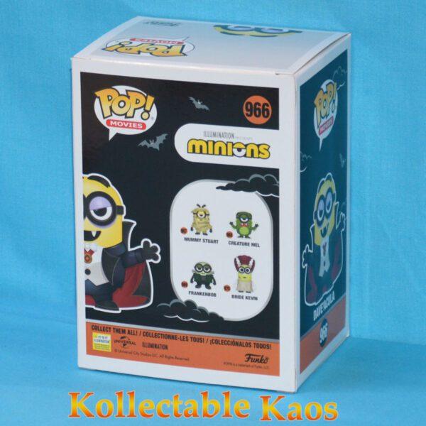 Minions - Dave'acula Pop! Vinyl Figure