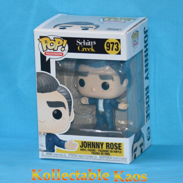 Schitt's Creek - Johnny Rose Pop! Vinyl Figure