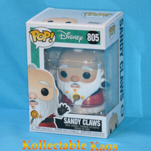 The Nightmare Before Christmas - Sandy Claws Pop! Vinyl Figure