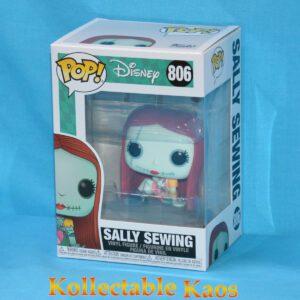 The Nightmare Before Christmas - Sally Sewing Pop! Vinyl Figure
