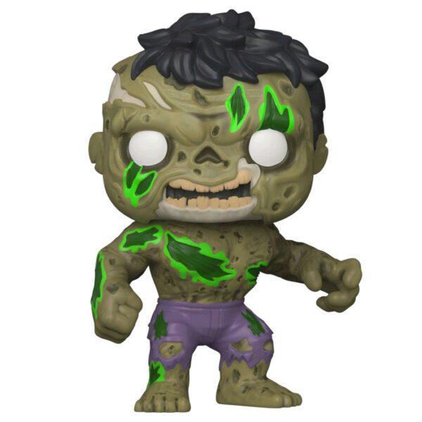 Marvel Zombies - Hulk Zombie Pop! Vinyl Figure